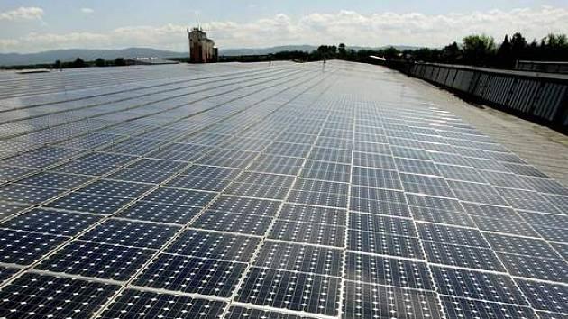 Solární zařízení.