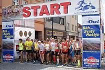 Běh na Hostýn 2016