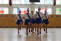 Nejbohatší program si mohli návštěvníci holešovských Dnů města užít v sobotu 13. května, kdy město zorganizovalo jarmark, mezinárodní přehlídku mažoretek a večer pak došlo i na oceňování osobností města.