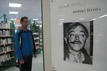 Výstava o Karlu Krylovi. Ilustrační foto