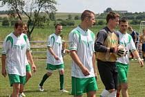 Sportovní areál v Ludslavicích hostil v sobotu 26. července turnaj v malé kopané. Tipec Cup se letos konal po sedmé.