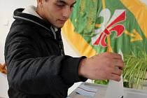 Obecní volby v Honěticích