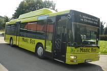 Nová linka autobusu číslo 9 propojí město Kroměříž s některými místními částmi. Autor: Magic Bus
