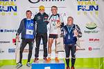 Noční běh v Holešově 2018