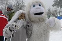 V Hostýnských vrších se v sobotu 13. února 2010 konal první ročník běžkařských závodů nazvaný Hostýnský Yeťty. Maskotem závodů byl Hostýnský Yetty.