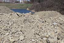 Areál bývalé cihelny