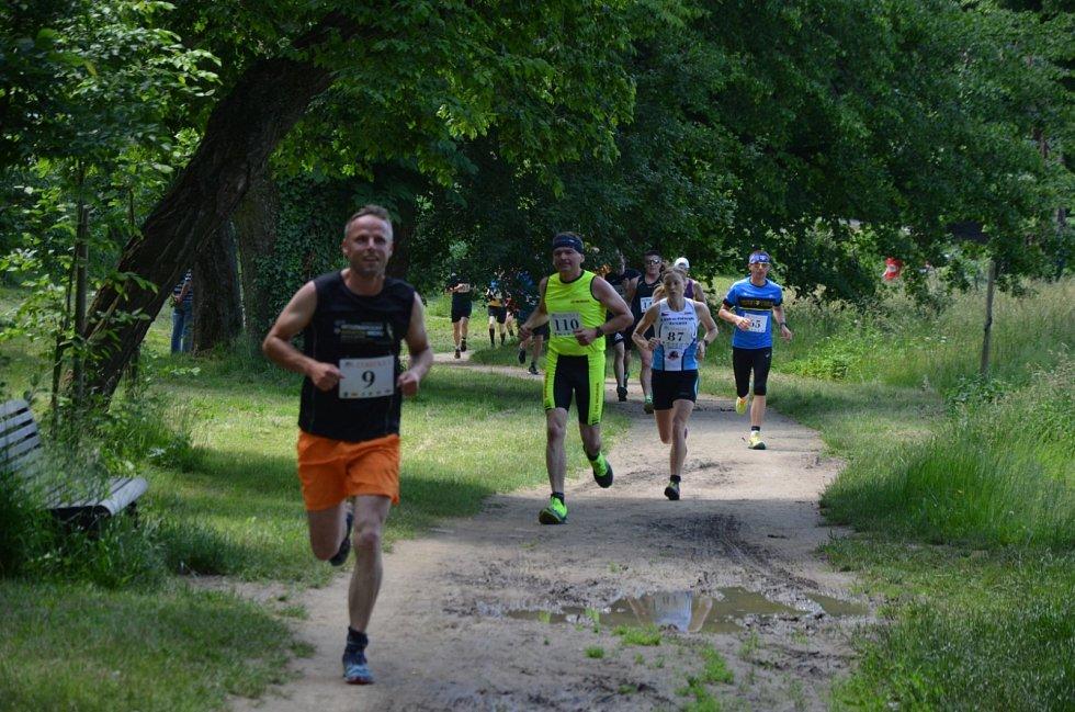 Už podeváté se v Holešově běžela Zámecká 5.