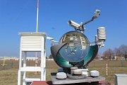 Den otevřených dveří na meteostanici v Holešově