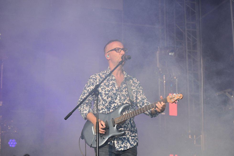 Music TON festival v Holešově, sobota 10.7.2021.