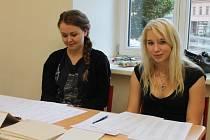 Ilustrační foto. Dvanáctičlenná volební komise dohlížela na průběh voleb na kroměřížském gymnáziu. Účast byla tentokrát velmi slabá.