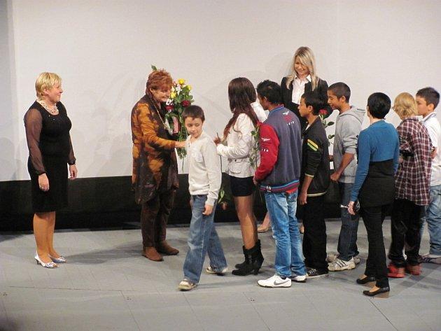 Fond ohrožených dětí oslavil v pátek 18. října patnáctileté výročí fungování v Kroměříži.