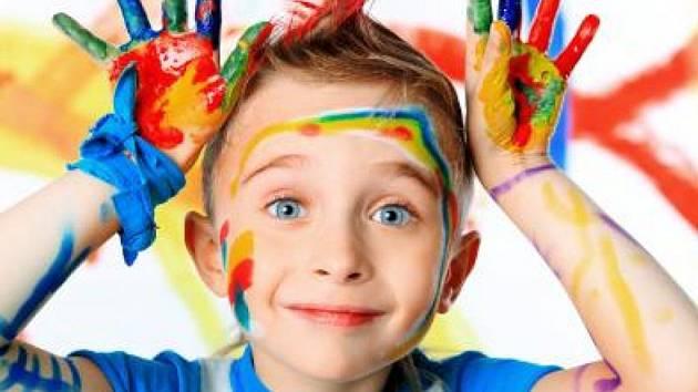 Den dětí v Kroměříži. Ilustrační foto