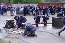 Sbor dobrovolných hasičů Těšánky.