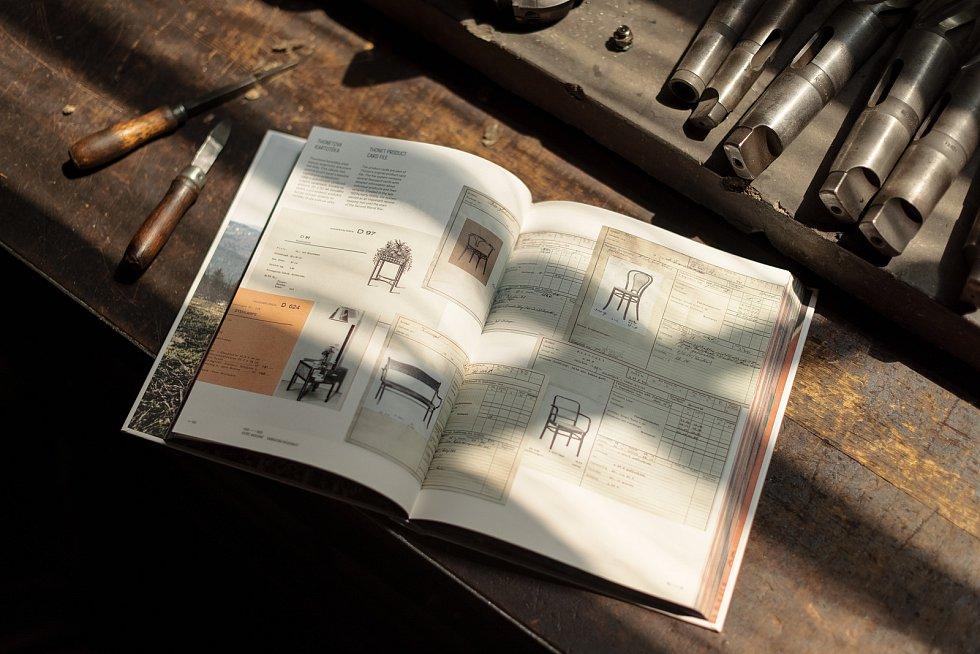 Kniha autora Adama Štěcha vydaná v nákladu 2500 kusů při příležitosti 160 let od založení továrny v Bystřici pod Hostýnem.