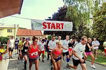 Slavkovský poutní běh ve Slavkově pod Hostýnem 2020