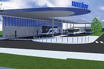 Holešovská radnice plánuje propojit vlakové a autobusové nádraží novým termínálem za dvacet milionů korun.