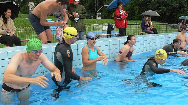 V sobotu 13. srpna 2011 se v Morkovicích konal dvanáctý ročník závodu v olympijském triatlonu Morkoman.
