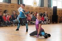 Taneční soutěž Sedmikvítek v Holešově