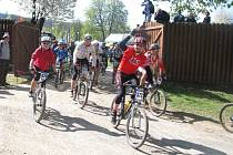 Sedmý ročník cyklistického maratonu DEMA Chřibská 50 MTB.