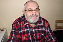 Antonín Horák, dobrovolný hasič ze Zdounek.