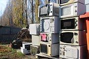 Likvidace černých skládek naštěstí nepatří mezi palčivé problémy. I přesto za ně Kroměříž zaplatí ročně více než 130 tisíc korun. Místem pro legální odložení odpadu jsou kontejnery či sběrný dvůr.