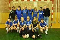 Z jedenácti zápasů podzimní části vyhrál DFK Holešov jenom jednou.