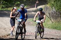 10. ročník závodu vterénním triatlonu Holešovman 2018