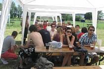 Malé slavnosti piva v Záhlinicích