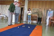 Holešovské centrum pro seniory. Ilustrační foto