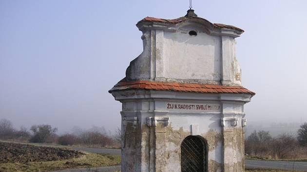 Kaple Panny Marie má projít rekonstrukcí. Ilustrační foto