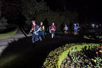 Noční běh v Kroměříži 2019