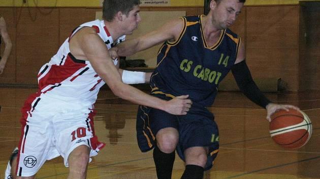 Basketbalisté Slavie Kroměříž propadli v prvních poločasech.