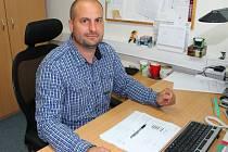Rostislav Pospíšil, předseda osadního výboru Nětčice, které jsou místní částí Zdounek.