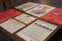 V záhlinickém muzeu vzpomínají na 2. světovou válku.