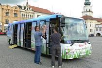 Elektrobus, Kroměříž