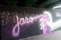 Beseda o chystaném projektu graffiti v hulínském železničním podchodu