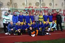 Hráčky DFK si připsaly premiérovou výhru.