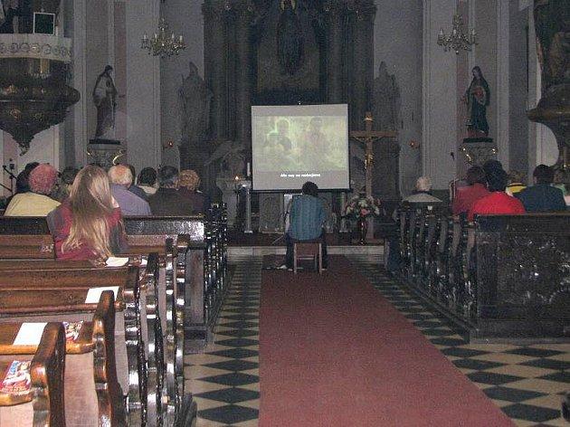 Noc kostelů v chrámu sv. Václava v Hulíně