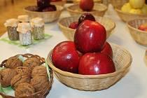 Ve Zdounkách uspořádal místní Svaz zahrádkářů výstavu ovoce a zeleniny.