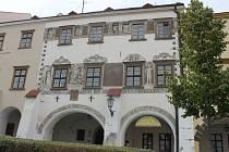 Regentský dům v Kroměříži.