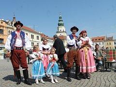 Kroměříž ožije krajskými dožínkami. Ilustrační foto