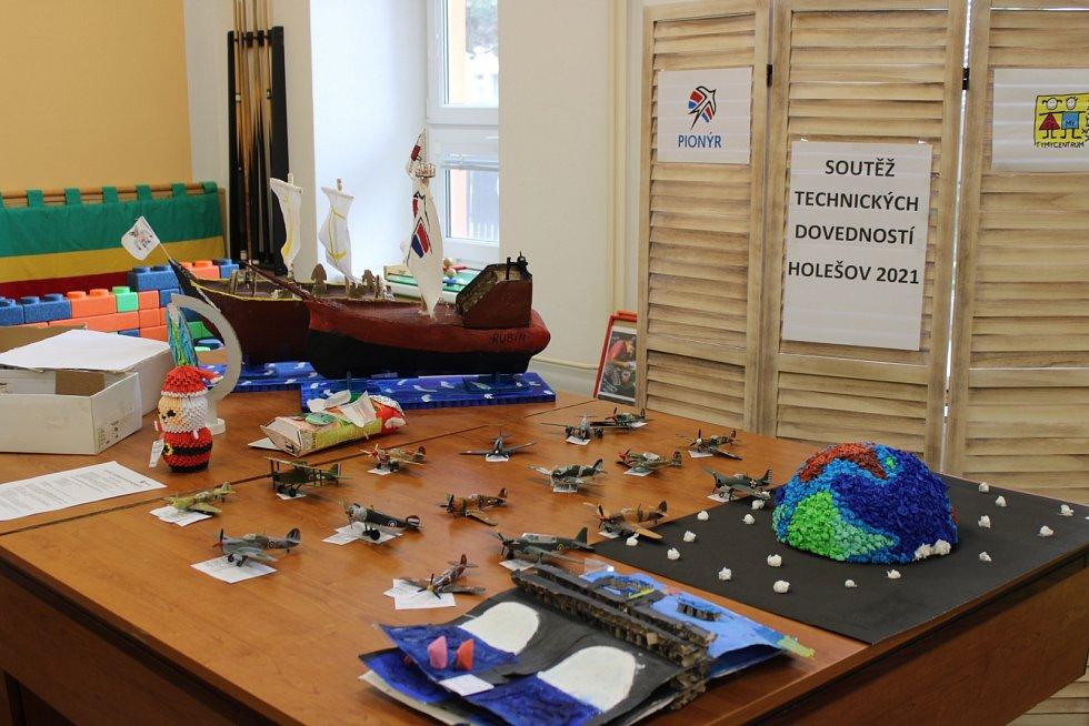 Soutěž technických dovedností se konala letos již počtvrté v Holešově.