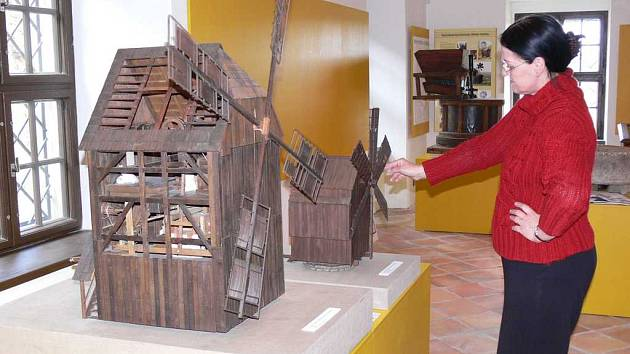 Příležitost. Tvrz v Rymicích nabízí zájemcům čtveřici stálých expozic.