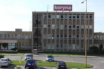 Podnik Koryna v Koryčanech.