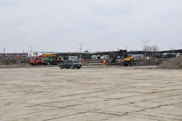 Nové parkoviště plánuje kroměřížské výstaviště Floria: využijí jej hlavně návštěvníci akcí přijíždějící od Zdounek, Kyjova a Hodonína.