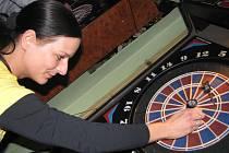 V hospůdce za kulturním domem v Lubné se v sobotu 27. února konal první ročník Šipkového turnaje.