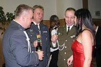 Setkání příslušníků mírových operací Zlínského kraje a bývalých vojáků posádky Kroměříž