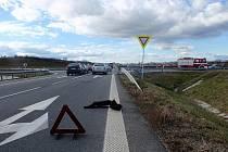 Křižovatka u Bezměřova je místem častých nehod.