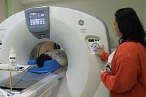 Kroměřížská nemocnice má nové výkonné CT