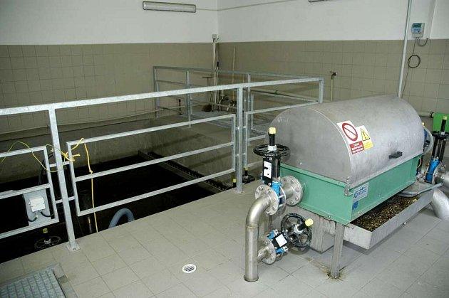Čistička vody. Ilustrační foto